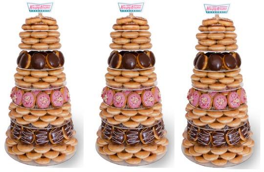 Have A Krispy Kreme Wedding!