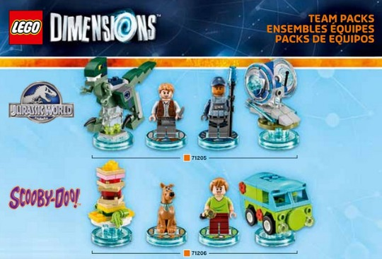 More LEGO Dimensions Revealed