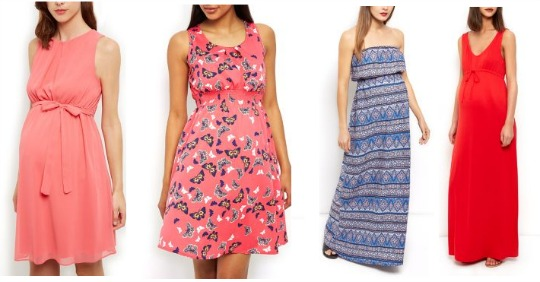 £5 Off Maternity Dresses - now from £9.99 @ New Look