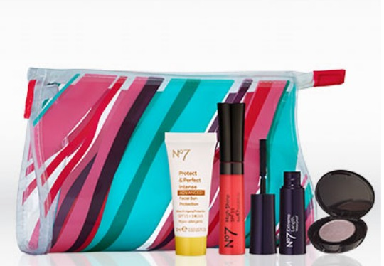 Buy Any Two No7 Products & Get Filled Summer Beauty Bag FREE @ Boots.com