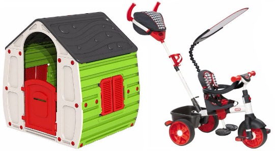 Up To 50% Off Outdoor Toys @ House Of Fraser