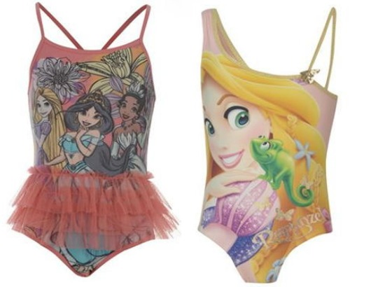 Disney Princess Clothing From £3 @ Sports Direct