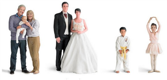 Make a Figurine Of Yourself With 3DME @ Asda
