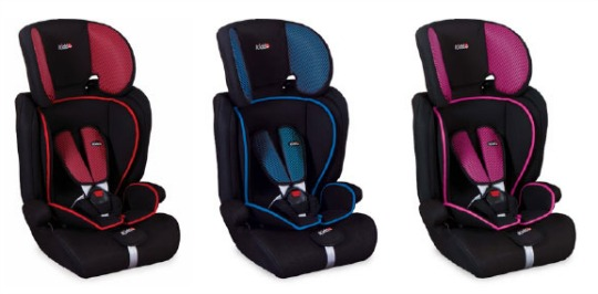 SAFETY RECALL: Kiddu Lane Group 1/2/3 Car Seat