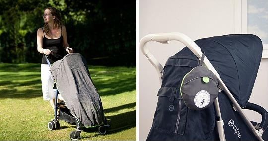 Koo-di Sun & Sleep Stroller Cover £9.51 @ Amazon