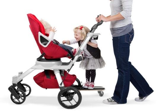The Orbit Baby Stroller Board
