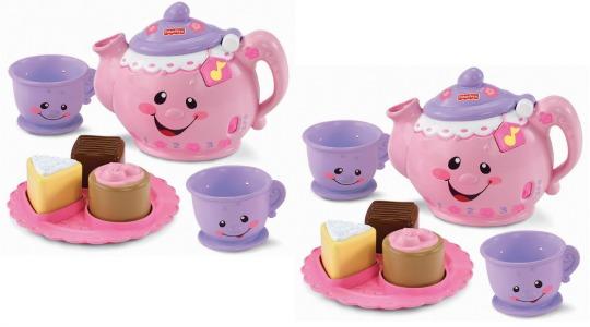 Fisher Price Laugh & Learn Say Please Tea Set £8.99 @ Argos/Amazon