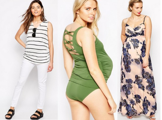 Up To 70% Off Selected Maternity Wear @ ASOS