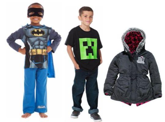 Mega Savings On Selected Children's Clothing @ Argos