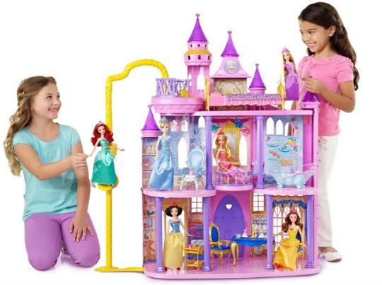 Disney Princess Ultimate Dream Castle £74.51 Delivered @ Amazon