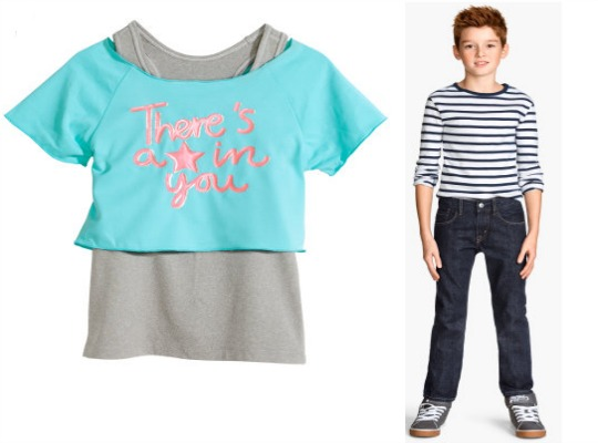 Childrenswear Sale: Items From £1 @ H&M