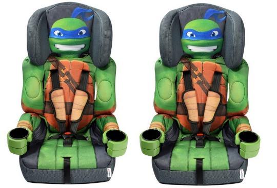 Teenage Mutant Ninja Turtles Group 1-2-3 Car Seat £59.99 @ Smyths