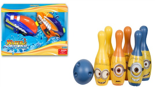 Order ANY Of The Selected Outdoor Toys & Get Same Day Delivery For 99p @ The Entertainer