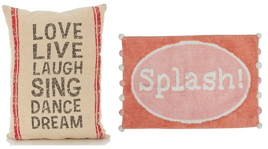 BIG Savings On Selected Home Items: Starting From 50p @ Asda George