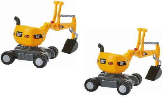 Caterpillar Mobile 360 Degree Excavator £58 @ Very