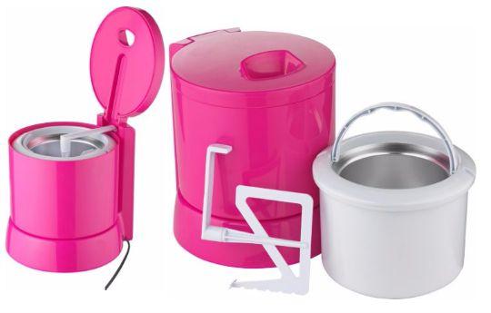 Pretty Pink Ice Cream Maker £9.99 @ Argos