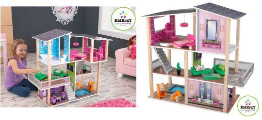 KidKraft Modern Living Dollhouse & Accessories £76.16 (was £131) @ Amazon