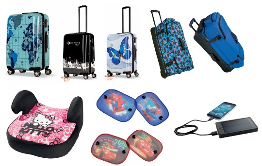Travel Bargains @ Lidl from Monday 6th July