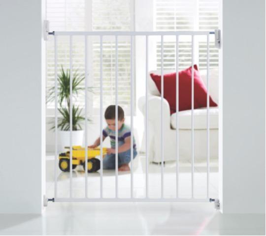 Lindam Single Panel Metal Safety Gate £12 @ Asda George