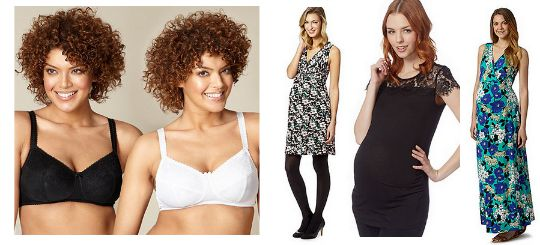 Up to 70% Off Final Clearance on Maternity Clothing @ Debenhams- Prices From £2.10