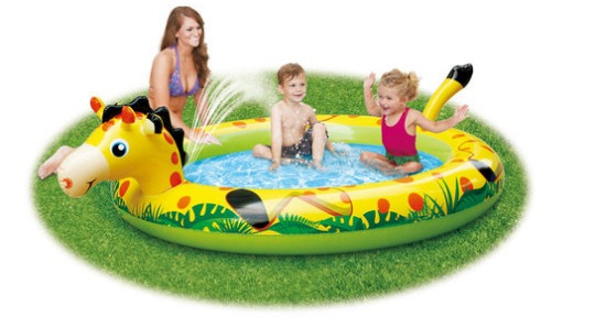Sizzlin' Cool Splash Spray Pool £4.96 @ Toys R Us