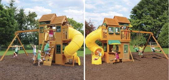 Solowave Cedar Summit Clarington Resort Playcentre £799.99 @ Costco