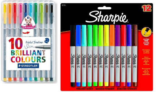 Up To 40% Off Back To School Stationery @ Amazon