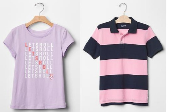Up To 60% Off Childrenswear Plus Extra 20% Off (With Code) @ GAP