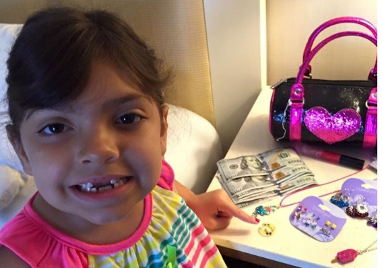 How Much Does The Tooth Fairy Pay In Your Area?