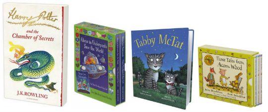 Children's Book Sale Now On @ WHSmith Including Peppa, Julia Donaldson, Horrid Henry