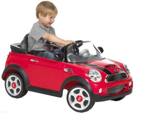 6V Mini Cooper S Red Car £99.96 Delivered @ Toys R Us