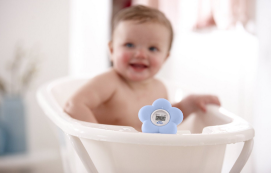 Philips Avent Room And Bath Thermometer Was £18 Now £9.99 @ Amazon