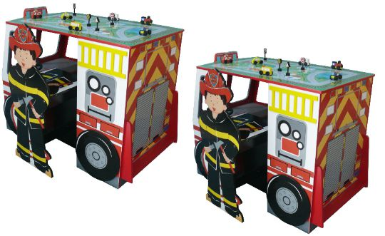 Teamson Kids Fire Engine Table And Chair £53.32 Delivered @ Amazon