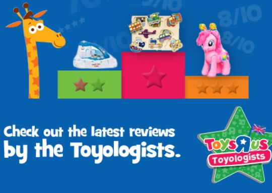 Apply To Be A Babyologist Or Toyologist @ Toys R Us