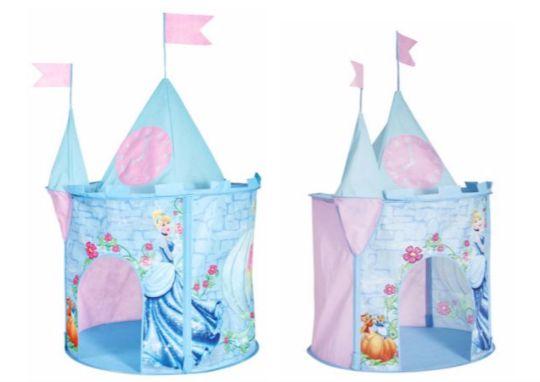 Disney Princess Cinderella Play Tent £12.49 (was £24.99) @ Argos