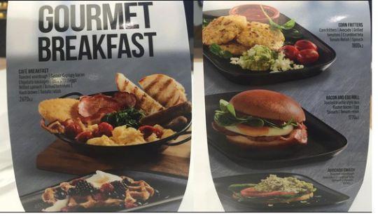 McDonalds Trial New 'Gourmet' Breakfast