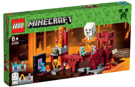 OUT NOW: NEW Lego Minecraft Sets @ Amazon