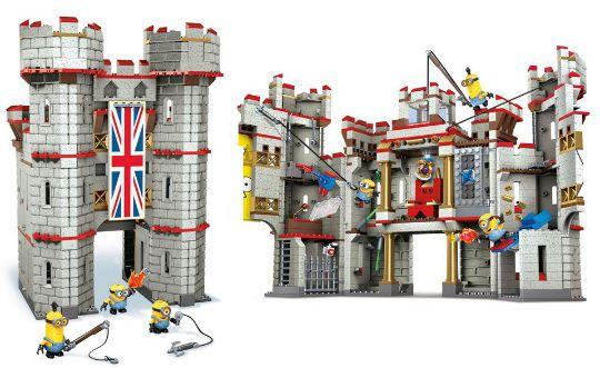 Half Price Despicable Me Minions Castle Adventure Playset Now £37.49 @ Argos