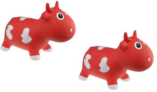 (EXPIRED) KidzzFarm Milk Cow Bella Hopper £8 @ Amazon