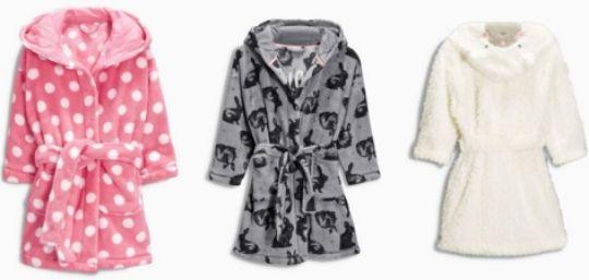 Recall : Next Children's Robes Being Recalled @ Next