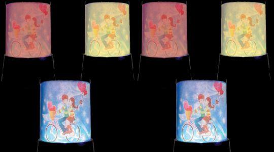 Kids Projector Starry Night Light £1.99 Delivered @ eBay Seller: Babz
