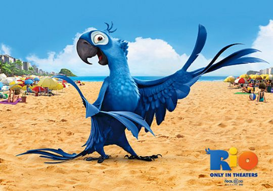 *Today Only* Rio HD Buy & Keep For FREE @ Sky Store