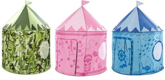 64% Off Chateau Kids Pop Up Tents Now £12.99 @ Trespass