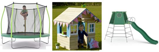 Up To 50% Off Outdoor Toys In Summer Sale @ TP Toys
