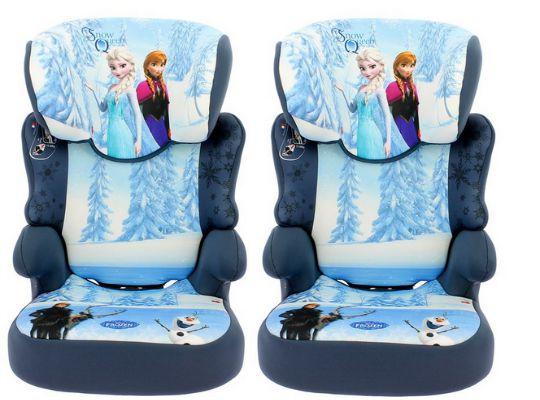 Disney Frozen Befix Group 2-3 Car Seat £23.99 @ Smyths