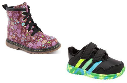 LAST DAY: 20% Off New Style Children's Footwear (With Code) @ Jones Bootmaker