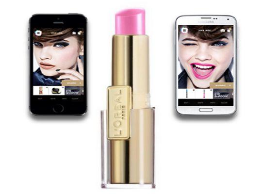 FREE Make Up Genius App @ iTunes/Google Play