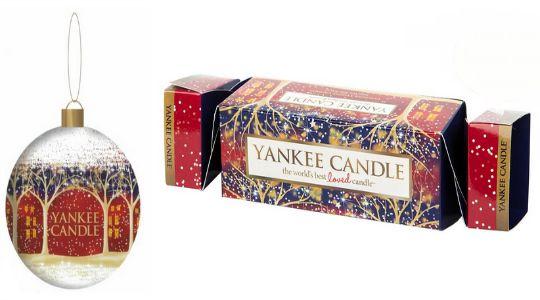 Yankee Candle Three Melt Bauble/Votive Cracker £7.25/£6.78 @ Amazon Seller: Casa Candles