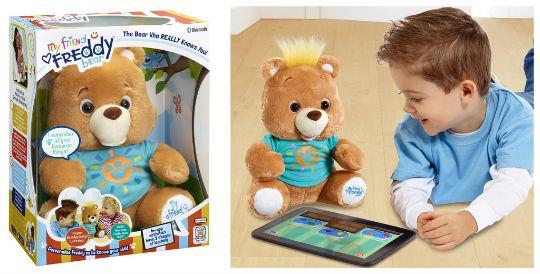 My Friend Freddy Bear Plush Toy £31.99 Delivered @ Amazon