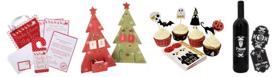 Up to 85% Off Summer Sale Including Halloween & Christmas Items @ Party Pieces